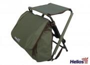 складной стул с рюкзаком